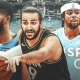 Ricky Rubio molesto con Karl-Anthony Towns y D'Angelo Russell