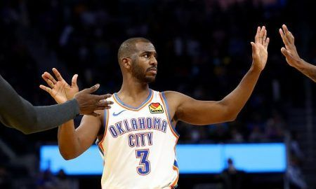 Chris Paul, Oklahoma City